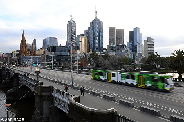 The city of Melbourne is likely to face further lockdown measures than the initial six week period, as COVID-19 cases continue at alarming rates